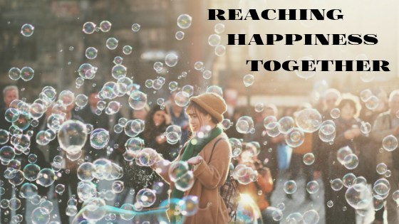 Reaching Happiness Together